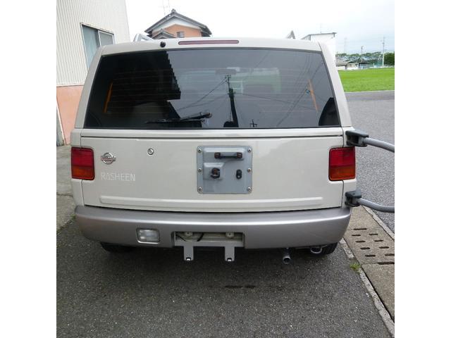 「日産」「ラシーン」「SUV・クロカン」「岐阜県」の中古車17