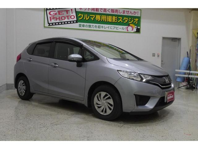 13G・Fパッケージ ナビ Goo保証1年・車検整備付(4枚目)