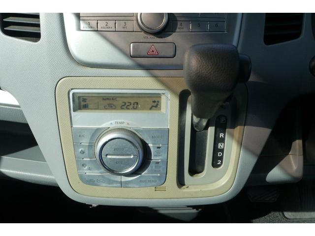 FXリミテッド オーディオ オートエアコン キーフリー Goo保証1年・車検整備付(16枚目)