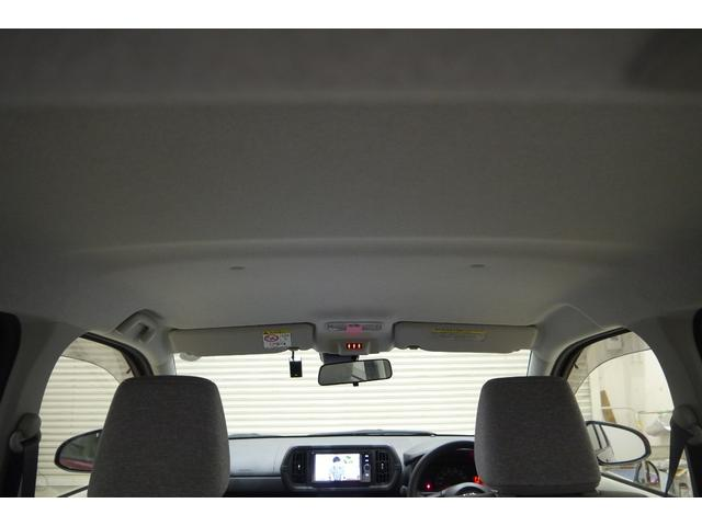 X LパッケージS 純正ナビ CD DVD フルセグ ブルートゥース バックカメラ 純正ドライブレコーダー ETC 車検整備付 新車メーカー保証(25枚目)
