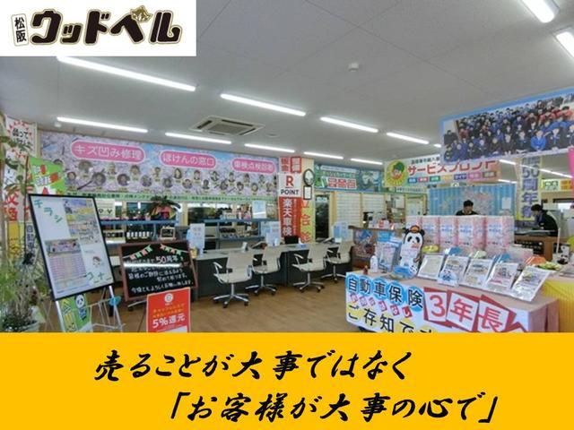 プラスハナ 純正ナビ ワンセグ CD DVD フォグランプ キーレスエントリー Goo保証1年付 車検整備付(48枚目)