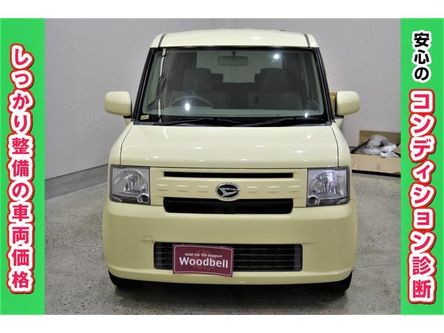 L 純正CDデッキ キーレスエントリー Goo保証1年 車検整備付(4枚目)