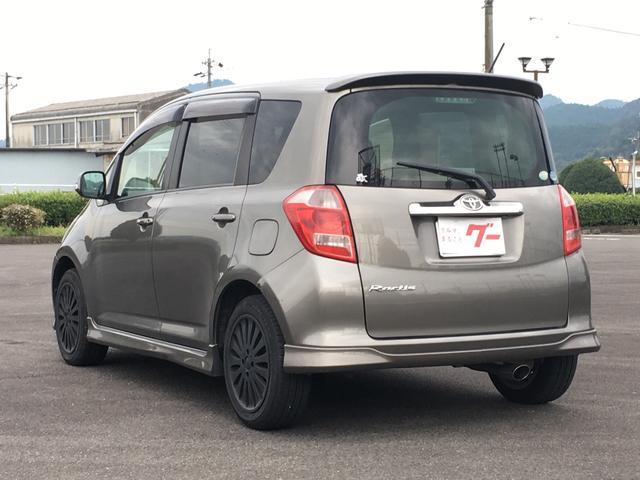 トヨタ ラクティス G Sパッケージ HDDナビ アルミ バックカメラ クルコン