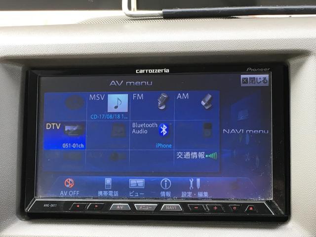 スズキ エブリイワゴン PZターボ パワースライド HDDナビ フルセグTV ETC