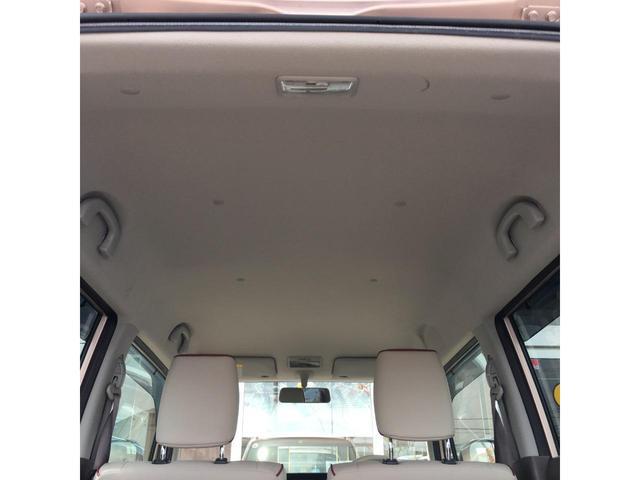 後方ルームランプ付き!座ってみると意外と余裕のある天井高をぜひ現車で確認してくださいね!