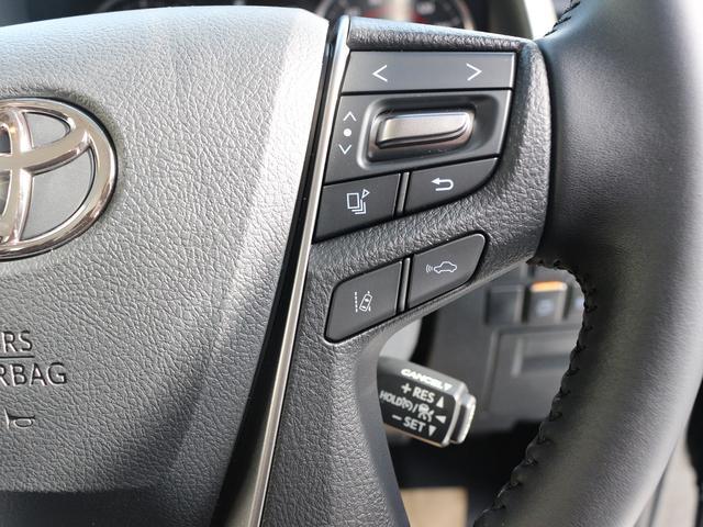 レーダークルーズコントロール付きですので、先行車の加減速に合わせて車速をコントロール可能です!車間距離も一定に保てるので安心してお使いいただけます!