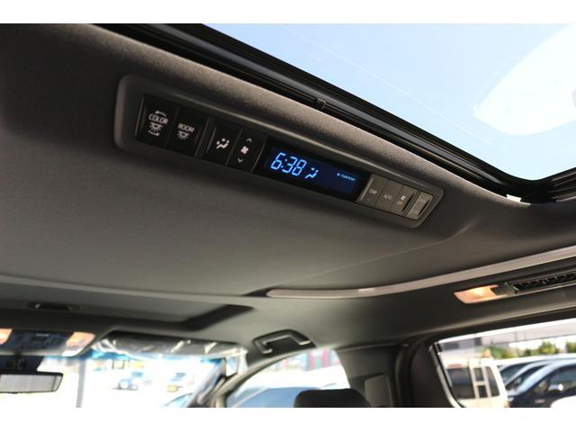 2.5Z ゴールデンアイズ 特別仕様車 Wサンルーフ デジタルインナーミラー ブラインドスポットモニター ブルートゥース ステアリング連動バックカメラ AC100V電源 パワーバックドア 新車(23枚目)