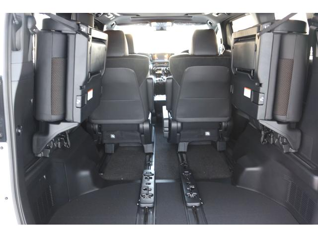 2.5Z ゴールデンアイズ 特別仕様車 Wサンルーフ デジタルインナーミラー ブラインドスポットモニター ブルートゥース ステアリング連動バックカメラ AC100V電源 パワーバックドア 新車(28枚目)