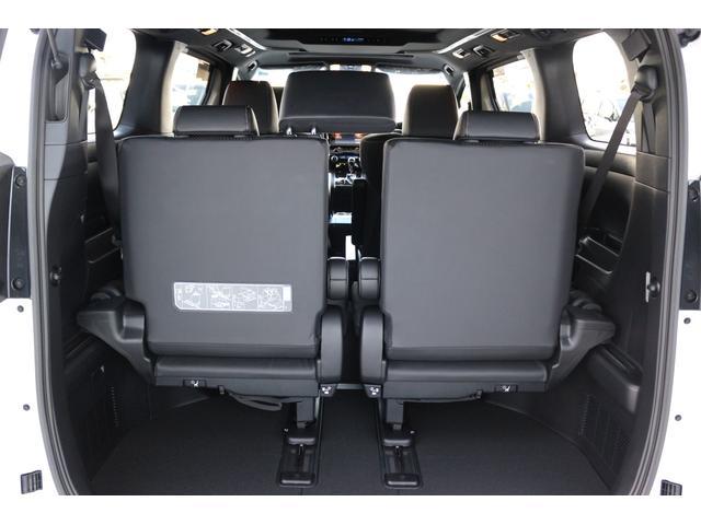 2.5Z ゴールデンアイズ 特別仕様車 Wサンルーフ デジタルインナーミラー ブラインドスポットモニター ブルートゥース ステアリング連動バックカメラ AC100V電源 パワーバックドア 新車(29枚目)