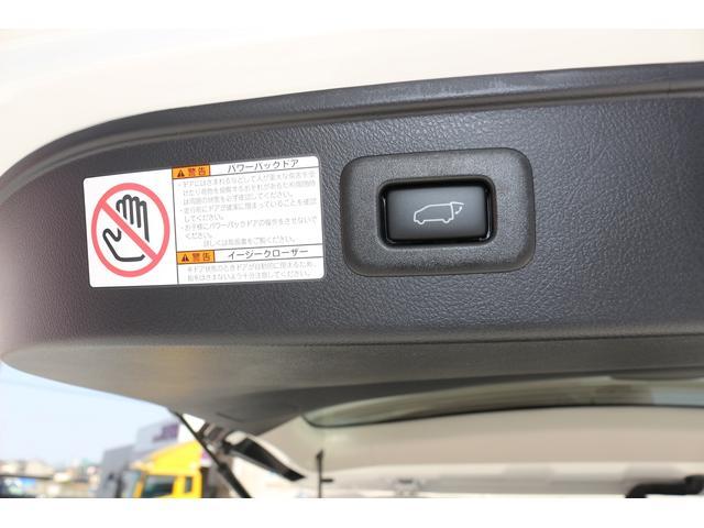 2.5Z ゴールデンアイズ 特別仕様車 Wサンルーフ デジタルインナーミラー ブラインドスポットモニター ブルートゥース ステアリング連動バックカメラ AC100V電源 パワーバックドア 新車(30枚目)