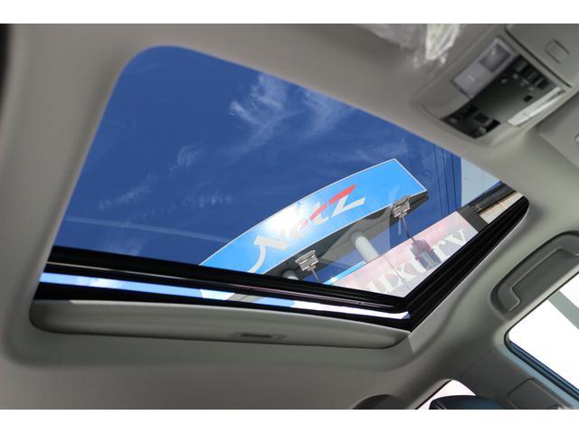 TX Lパッケージ・ブラックエディション ムーンルーフ クリアランスソナー ルーフレール 新車 5人 黒革シート(3枚目)