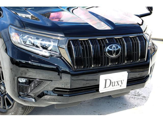 TX Lパッケージ・ブラックエディション ムーンルーフ クリアランスソナー ルーフレール 新車 5人 黒革シート(7枚目)