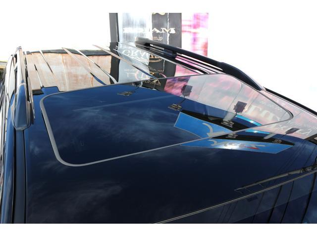 TX Lパッケージ・ブラックエディション ムーンルーフ クリアランスソナー ルーフレール 新車 5人 黒革シート(9枚目)