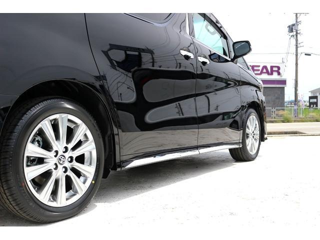 2.5S タイプゴールドII Wサンルーフ デジタルインナーミラー ブラインドスポットモニター AC100V電源 アルパインBIGXナビ対応 両側パワースライドドア パワーバックドア 衝突軽減ブレーキ 新車(9枚目)