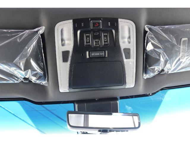 2.5S タイプゴールドII Wサンルーフ デジタルインナーミラー ブラインドスポットモニター AC100V電源 アルパインBIGXナビ対応 両側パワースライドドア パワーバックドア 衝突軽減ブレーキ 新車(19枚目)