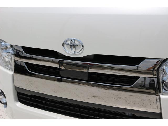 スーパーGL ダークプライムII AC100V電源 両側スライドドア ミュージックサーバー付きナビ地デジ ハーフレザーシート バックカメラ 小窓付き ディーゼルターボ 新車 6型(6枚目)
