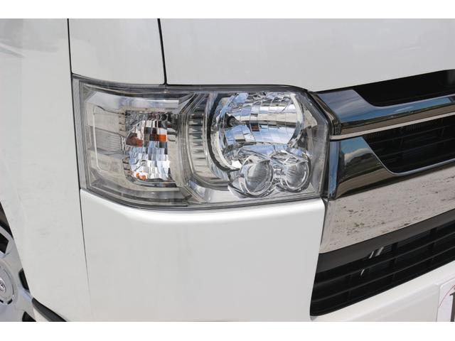 スーパーGL ダークプライムII AC100V電源 両側スライドドア ミュージックサーバー付きナビ地デジ ハーフレザーシート バックカメラ 小窓付き ディーゼルターボ 新車 6型(8枚目)