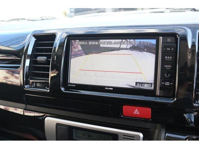 スーパーGL ダークプライムII AC100V電源 両側スライドドア ミュージックサーバー付きナビ地デジ ハーフレザーシート バックカメラ 小窓付き ディーゼルターボ 新車 6型(23枚目)
