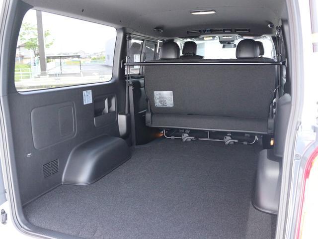 スーパーGL ダークプライムII AC100V電源 両側スライドドア ミュージックサーバー付きナビ地デジ ハーフレザーシート バックカメラ 小窓付き ディーゼルターボ 新車 6型(29枚目)