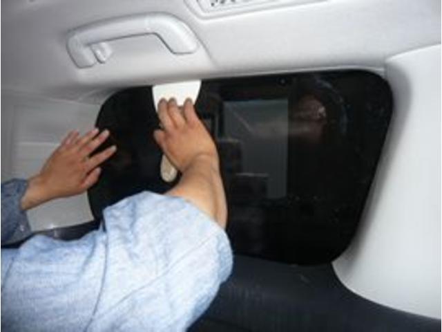 スーパーGL ダークプライムII AC100V電源 両側スライドドア ミュージックサーバー付きナビ地デジ ハーフレザーシート バックカメラ 小窓付き ディーゼルターボ 新車 6型(42枚目)
