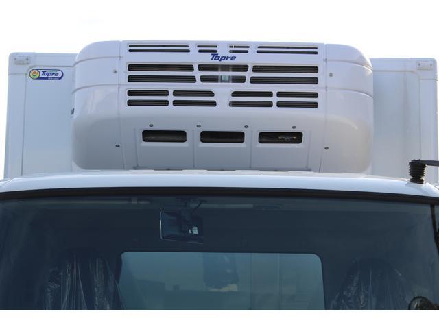 三菱ふそう ファイター 冷蔵冷凍車 2エバポレーター