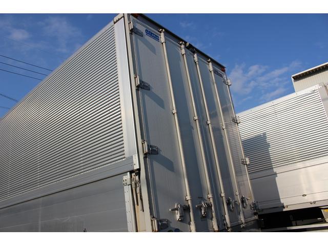 4軸低床ウイング 積載13.8t バックアイモニター ETC(8枚目)