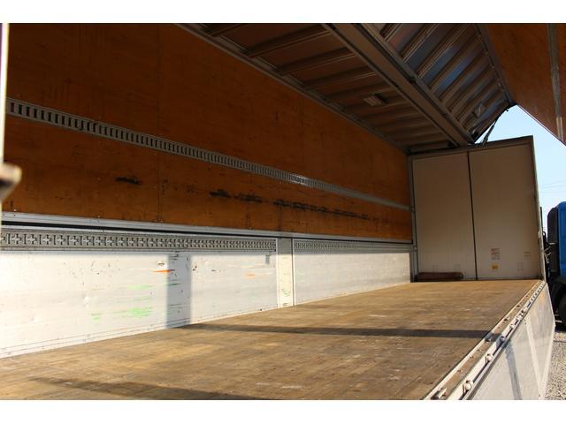 4軸低床ウイング 積載13.8t バックアイモニター ETC(15枚目)