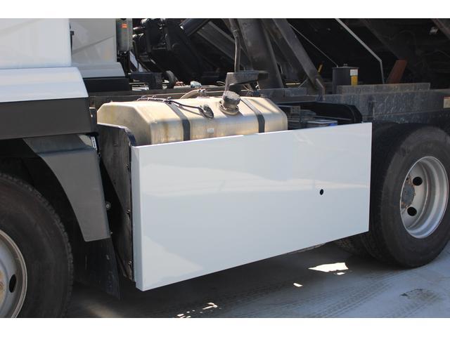 【車両詳細】 ・最大積載量8.5t ・荷台メーカー 新明和 ・サイドバンパー ・エンジン型式 6M70 ・型式 BDG-FV50JX