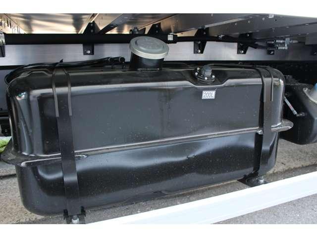 4tアルミウイング エアサス 荷台パブコ バックアイモニター(20枚目)