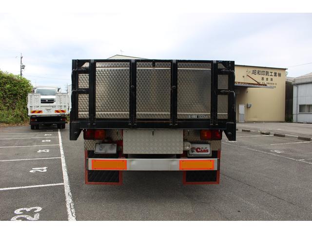 ヒアブ 積載1500kg アルミブロック フロントメッキ(6枚目)