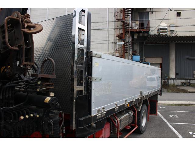 ヒアブ 積載1500kg アルミブロック フロントメッキ(18枚目)