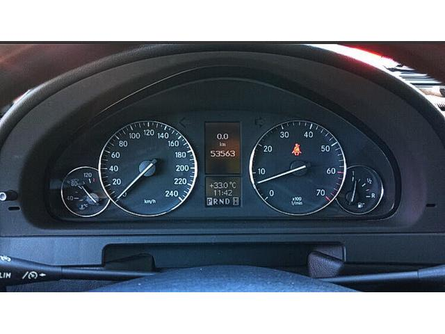 G500 ロング 正規ディーラー車 ワンオーナー SDナビ(11枚目)