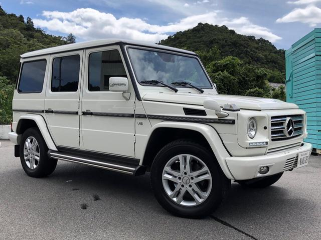 G550ロング 30周年記念モデル 7人乗り 天張り新品(3枚目)