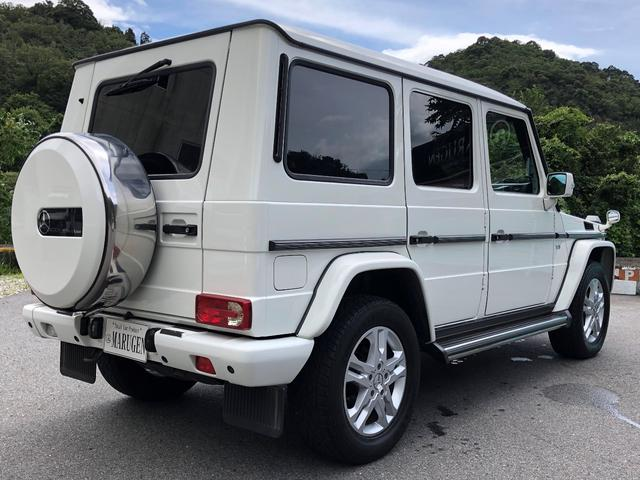 G550ロング 30周年記念モデル 7人乗り 天張り新品(5枚目)