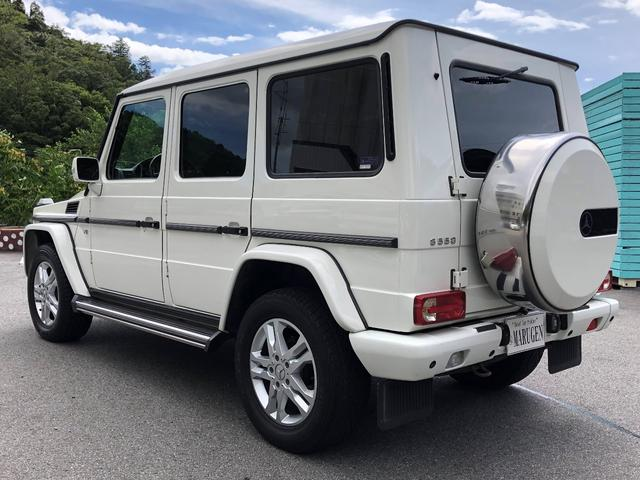 G550ロング 30周年記念モデル 7人乗り 天張り新品(7枚目)