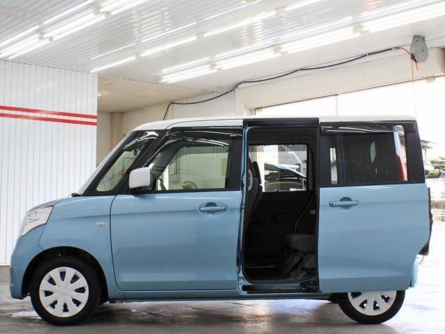 「スズキ」「スペーシア」「コンパクトカー」「愛知県」の中古車10