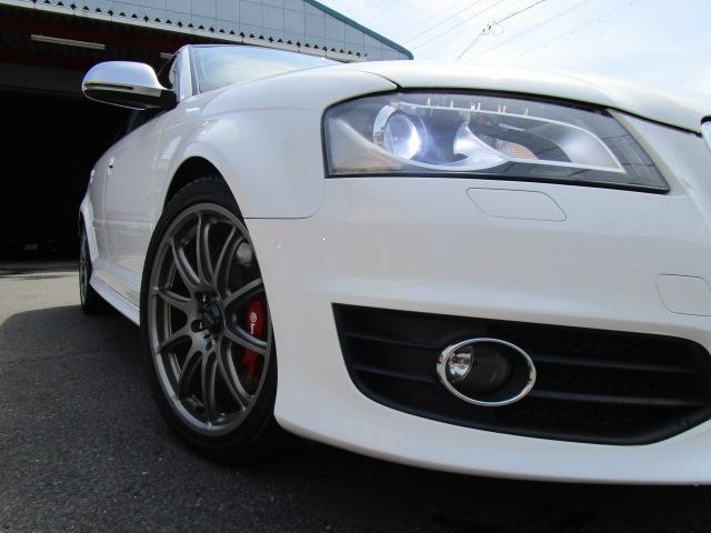 アウディ アウディ S3 スポーツバック クアトロ ブレンボ 鍛造18インチ 純正ナビ