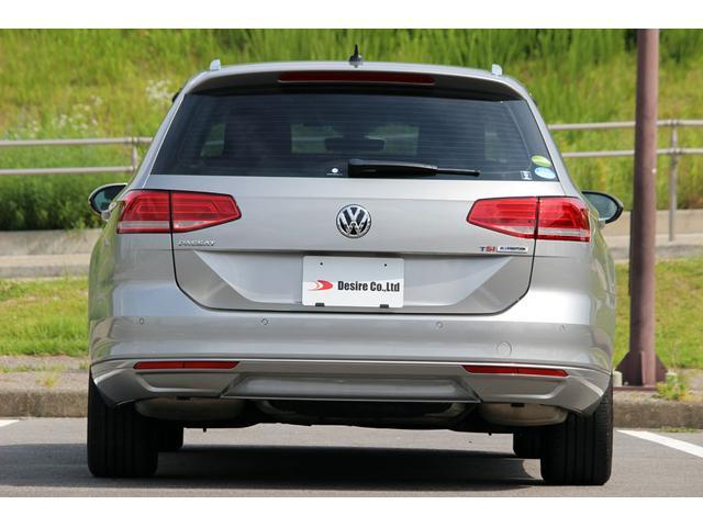 フォルクスワーゲン VW パサートヴァリアント TSIコンフォートライン ディスプロ ACC スマートキー
