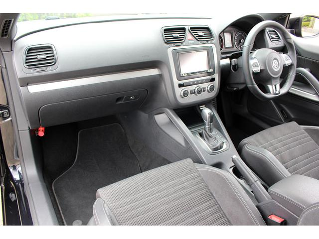 フォルクスワーゲン VW シロッコ TSI 最終モデル カロッツェリアナビ Bカメラ 保証付