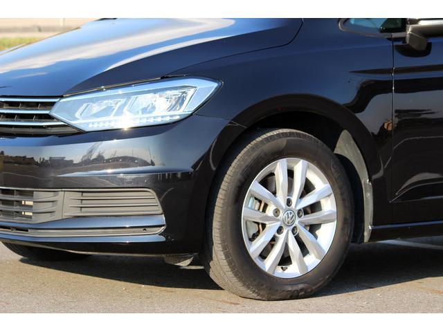 フォルクスワーゲン VW ゴルフトゥーラン TSI コンフォートライン ナビ Bカメラ 6ヶ月保証付