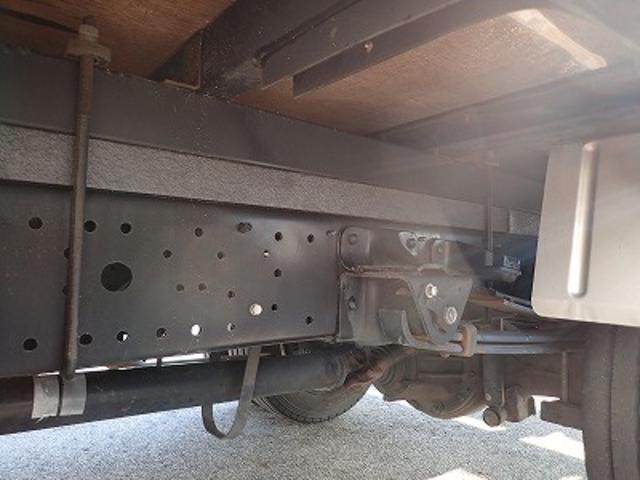 トヨタ ダイナトラック 標準巾ロング アルミバン