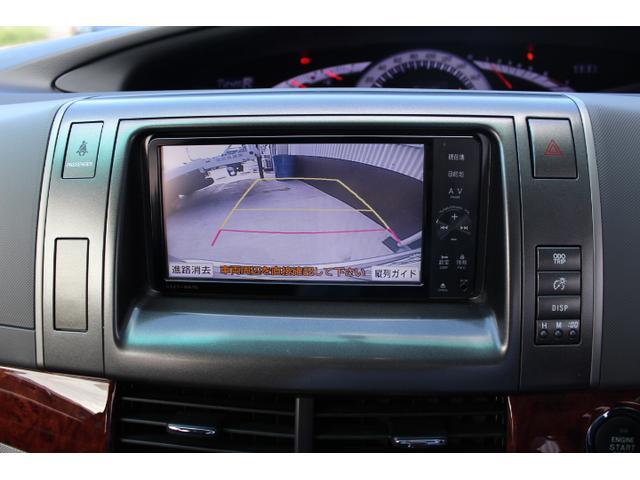 トヨタ エスティマ アエラス 純正SDナビ フルセグTV 両側電動スライドドア