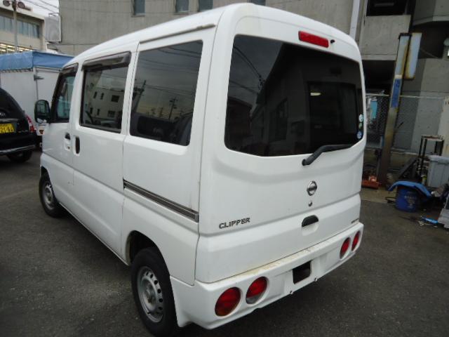 「日産」「クリッパーバン」「軽自動車」「愛知県」の中古車9