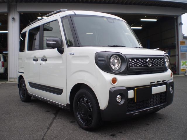 「スズキ」「スペーシアギア」「コンパクトカー」「愛知県」の中古車6
