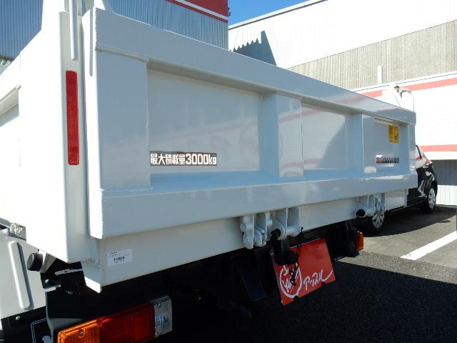 日野 デュトロ 低床 横綱 2t強化鉄板ダンプ NOX適合 坂道発進補助装置