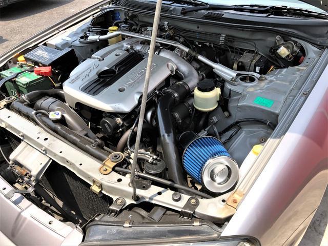 GT RB25ターボ NEO6 5速ミッション 車高調(15枚目)