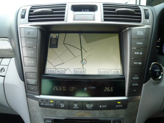 LS600h バージョンS Iパッケージ 中期型/サンルーフ/革シート/エアーシート/マークレビンソン/フルエアロ/20インチAW/エアサスコントローラー/HDDナビ/フルセグTV/DVD再生/バックカメラ/パワートランク/ビルトインETC(43枚目)
