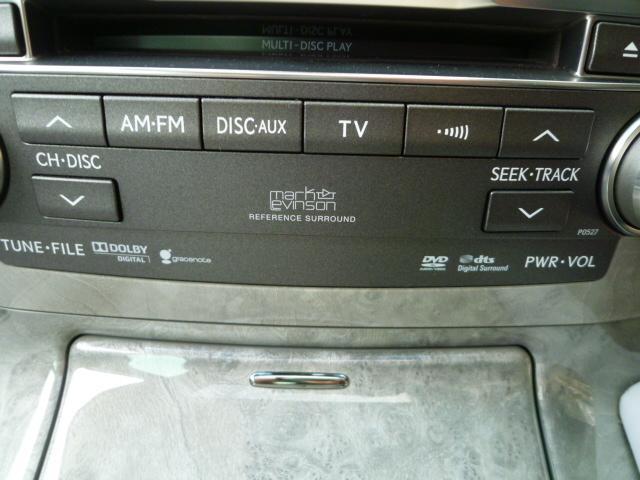 LS600h バージョンS Iパッケージ 中期型/サンルーフ/革シート/エアーシート/マークレビンソン/フルエアロ/20インチAW/エアサスコントローラー/HDDナビ/フルセグTV/DVD再生/バックカメラ/パワートランク/ビルトインETC(46枚目)