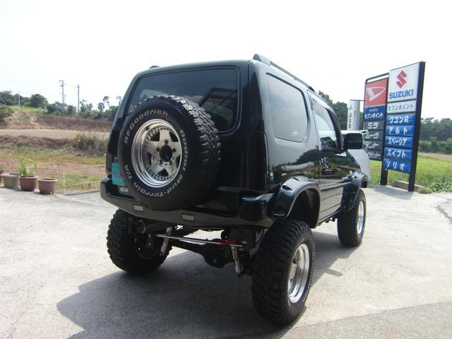 スズキ ジムニー ランドベンチャー 4WD リフトUP車