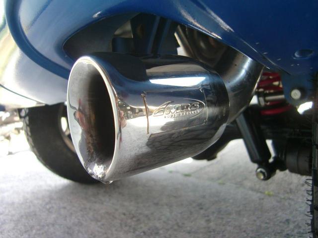 クロスアドベンチャーXC 新品リフトアップキット 偏心ブッシュ スタビ延長 ジオランダー新品タイヤ MRS製マフラー フルセグナビ LEDヘッド LEDフォグ キーレス(21枚目)